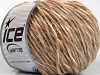 Isterico Wool Açık Pembe Krem Bakır Deve Tüyü