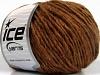 Wool Cord Bulky Caramel