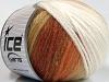 Air Wool Color White Brown Shades