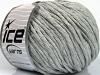 Natural Cotton Bulky Grey