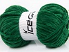 Chenille Baby Dark Green