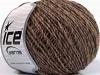 Wool Cord Light Brown Shades
