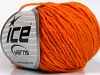 Ply Wool Bulky Orange