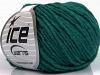 Ply Wool Bulky Dark Green