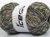 Print Sock Grey Shades Cream