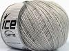 Wool Cord Sport Light Grey