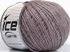 Wool Cord Sport Lilac Melange
