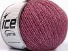 Wool Cord Sport Pink Melange