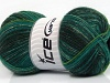 Sale Sock Yarn Green Shades