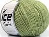 Alpaca Superfine Sport Green Melange