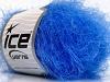 Techno Glitz Indigo Blue