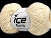 Cotton Chenille Fine Cream