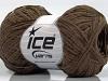 Cotton Chenille Fine Kahverengi