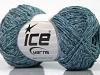 Cotton Viscose Chain Mavi Tonları
