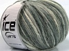 Flamme Wool Light Grey Shades