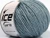 Wool Worsted 50 Açık Mavi
