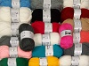 Mixed Lot Acrylic Yarns