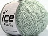 Sale Boucle White Light Mint Green