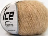 Kid Mohair Flamme Light Brown