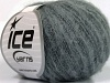 Kid Mohair Flamme Grey