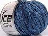 Chenille Light Blue