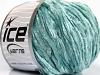 Chenille Light Mint Green