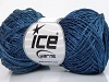 Sale Summer Blue Linen Viscose Natural Yarn