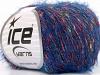 Sale Eyelash Blend Rainbow Blue