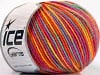 Wool DK Color Rainbow