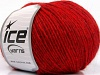Wool Cord Light Red