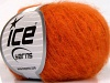 Kid Mohair Fine Orange