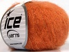 Kid Mohair Fine Light Orange