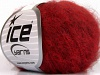 Kid Mohair Fine Dark Red
