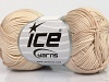 Cotton Fine Melange Beige