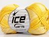 Cotton Fine Melange Yellow