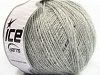 Wool Cord Sport Grey