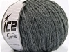 Wool Worsted 50 Grey