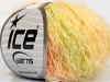 Sale Eyelash Blend Orange Green Gold