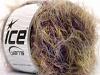 Sale Eyelash Blend Purple Lilac Green