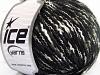 Folco Cotton Mohair White Grey Black