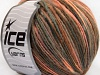 Wool Cord Light Salmon Brown Shades