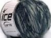 Alpaca Color Glitz Navy Grey Blue