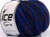 Alpaca Color Glitz Silver Purple Blue
