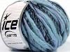 Alpaca Color Glitz Light Lilac Light Blue Black