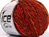 İndirimli Kışlık Kırmızı Turuncu Kahverengi