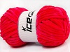Chenille Aran Candy Pink