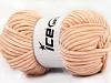 Chenille Aran Powder Pink