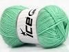 Silk Merino DK Mint Green