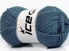 Silk Merino DK Jeans Blue