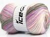 Angora Active Pink Lilac Grey Cream